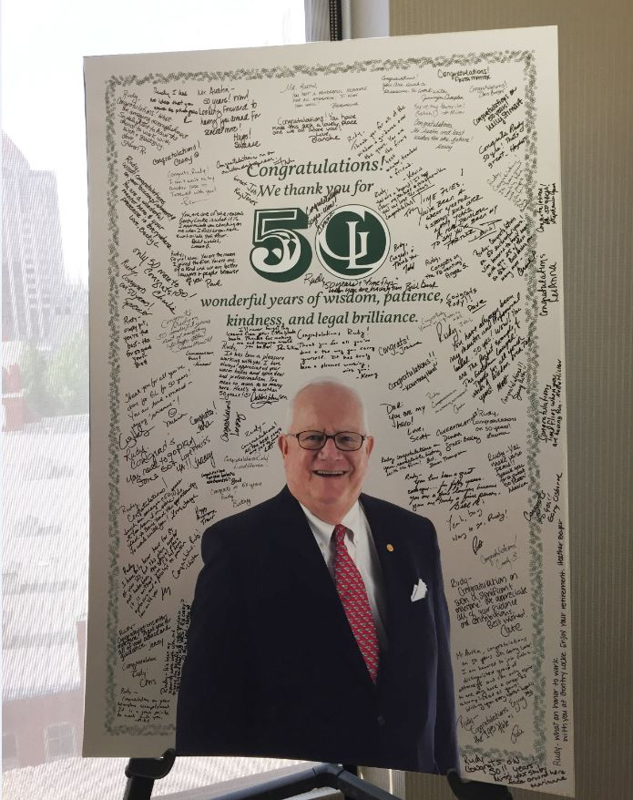 Rudy Austin, Virginia Lawyers Hall of Fame honoree