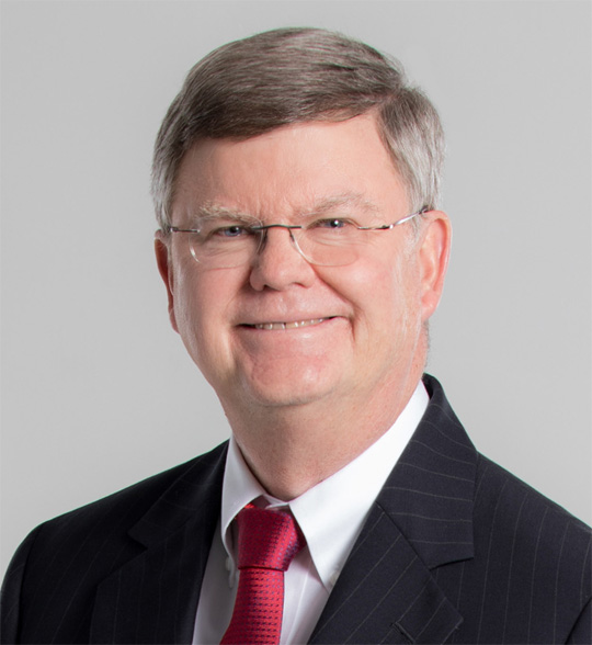"Robert ""Cham"" Light, Jr., Of COunsel with Gentry Locke attorneys"
