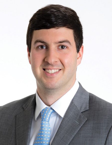 Chris Kozlowski, Gentry Locke Partner