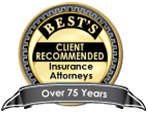 AM Best Client Recommended Insurance Attorneys for Over 75 Years