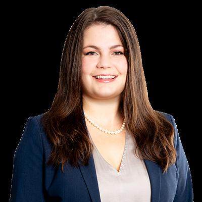 Christina Hubbard, Gentry Locke attorney.