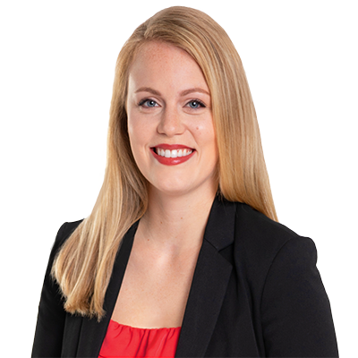 Caley DeGroote, Gentry Locke attorney