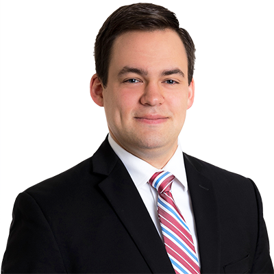 Andrew Finnicum, Gentry Locke attorney