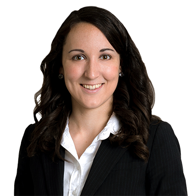 Alicha Grubb, Gentry Locke attorney