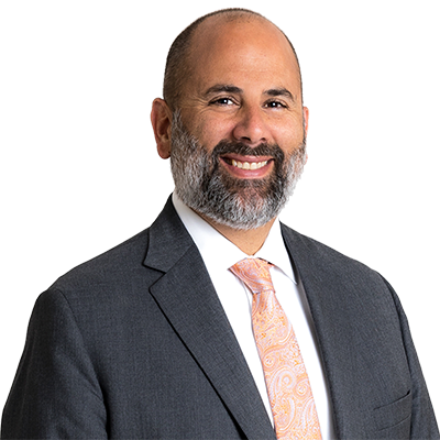 Greg Habeeb, Gentry Locke Partner in Richmond, Virginia