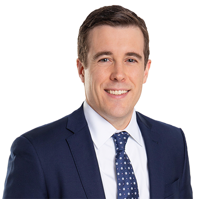 Gentry Locke attorney Ben Law, an associate assisting companies in Business Law.