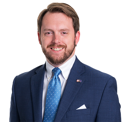 Matthew Moran, Gentry Locke Government Affairs Director