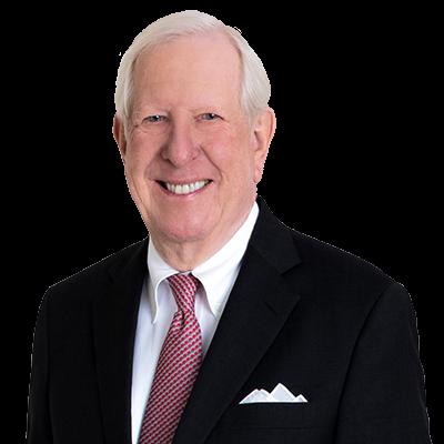 Torso photo of Gentry Locke Senior Counsel William R. (Bill) Rakes.