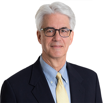 Bruce Stockburger, Gentry Locke tax attorney