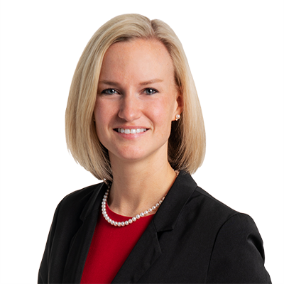 Ashley Winsky, Gentry Locke partner in our Richmond, VA office